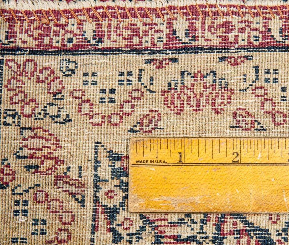 Antique Persian Kerman Prayer Rug - 3