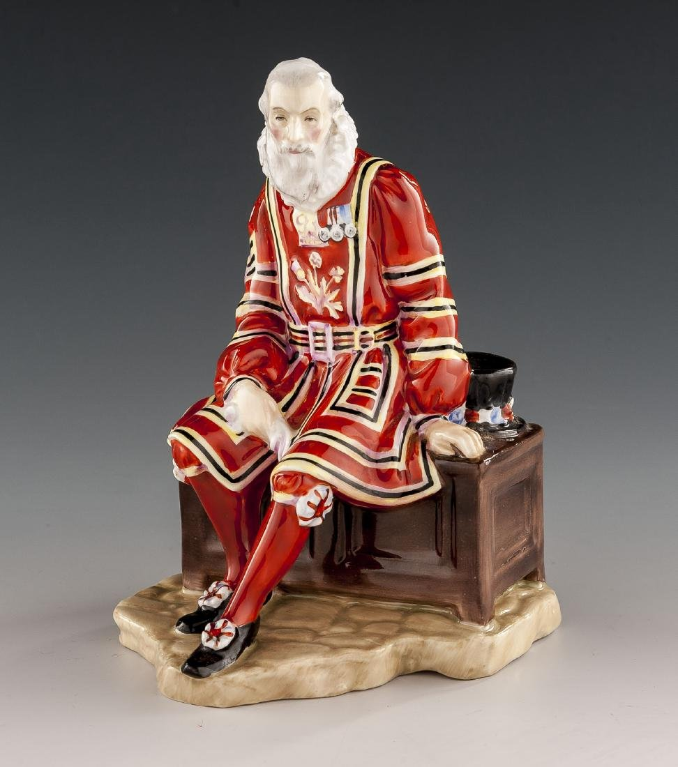 "Royal Doulton ""A Yeoman of the Guard"" Figure"