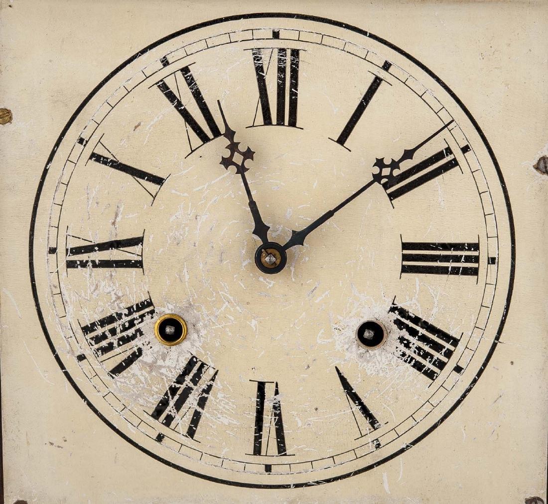 H.B. Horton Patent Ithaca Calendar Clock #10 - 3