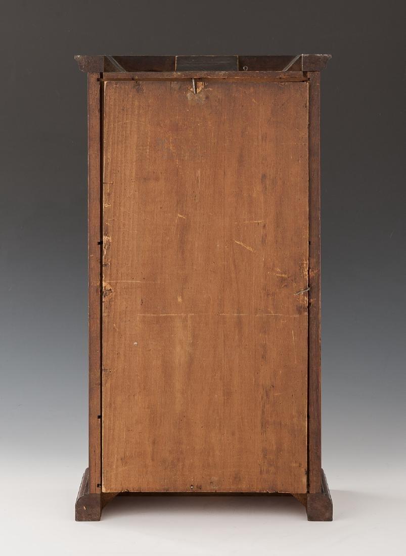 H.B. Horton Patent Ithaca Calendar Clock #10 - 6