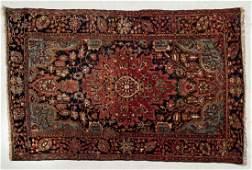 SemiAntique Persian Heriz Area Rug