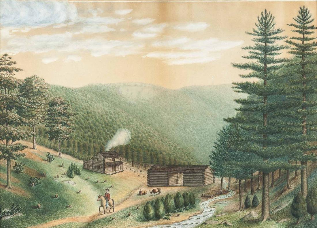 American School (19th Century)