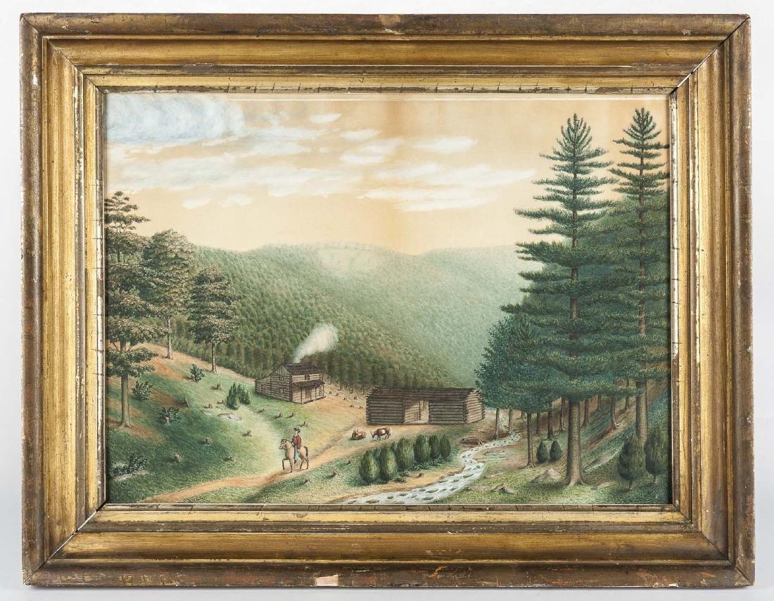 American School (19th Century) - 2