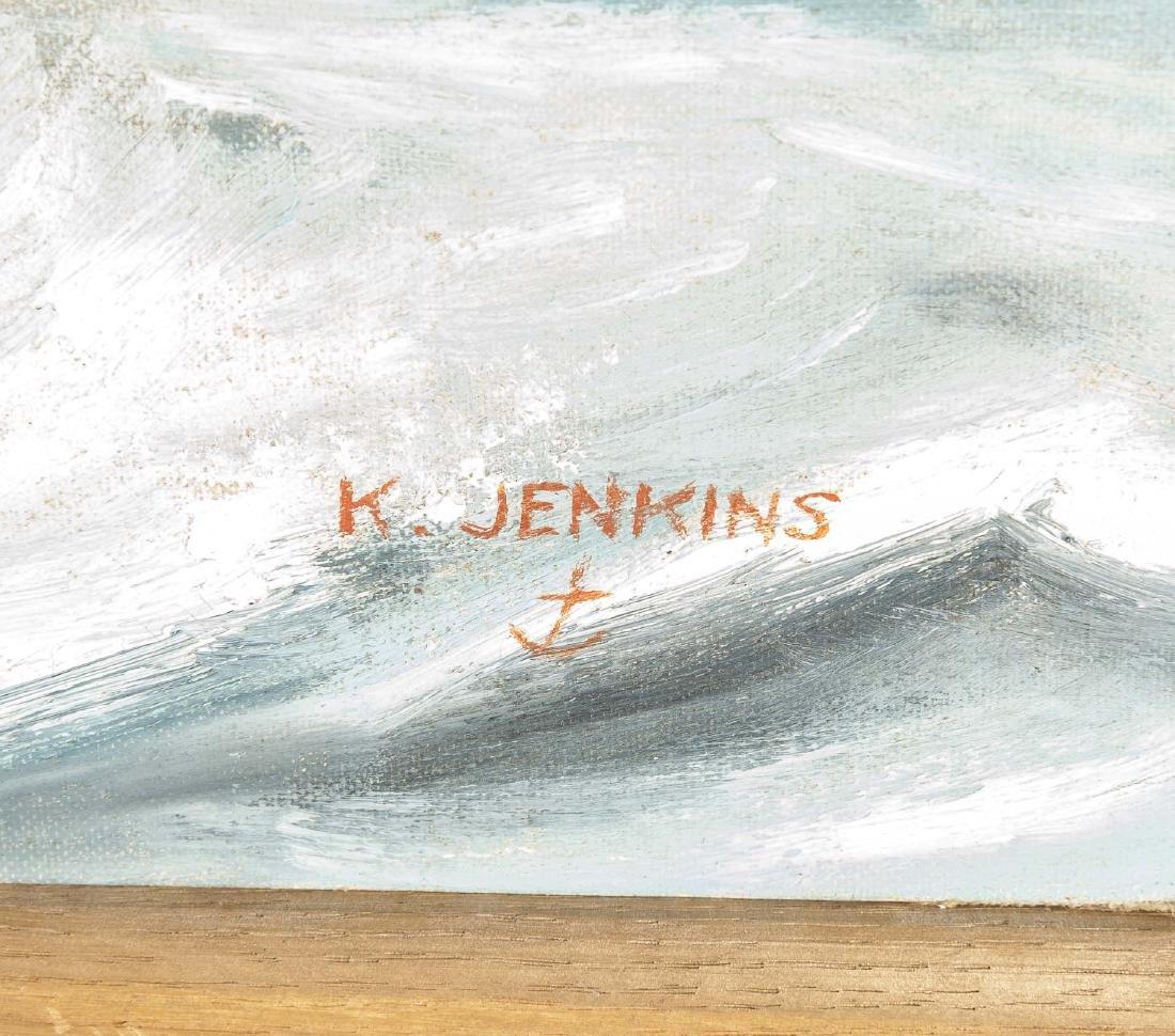 Kenneth Jenkins (California, 19th/20th Century) - 3