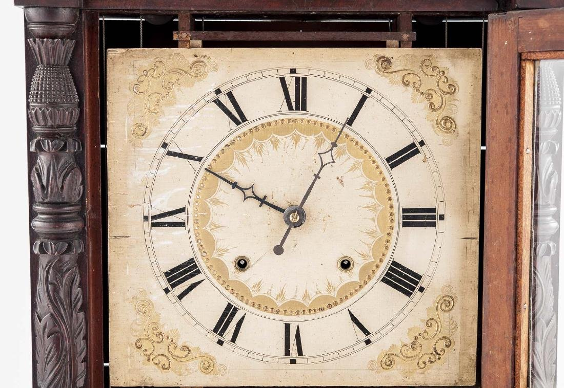 Henry Terry Eight Day Shelf Clock - 3