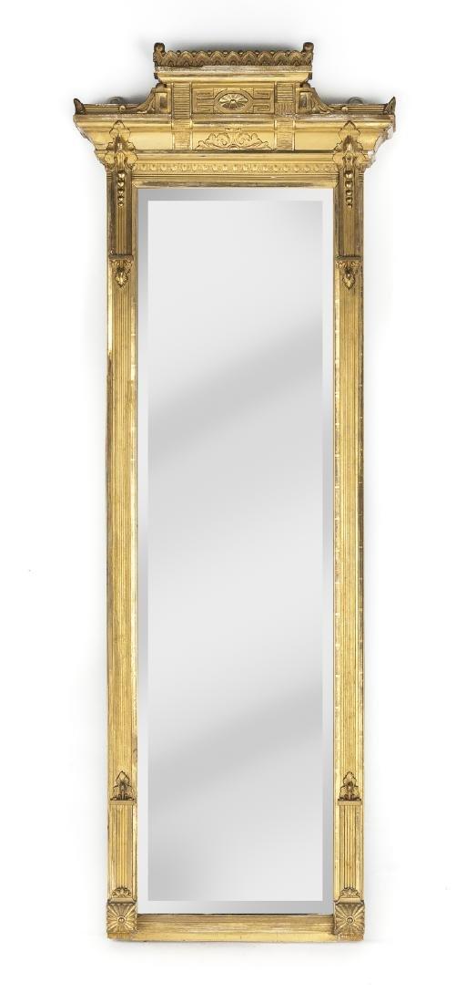 Victorian Renaissance Revival Pier Mirror