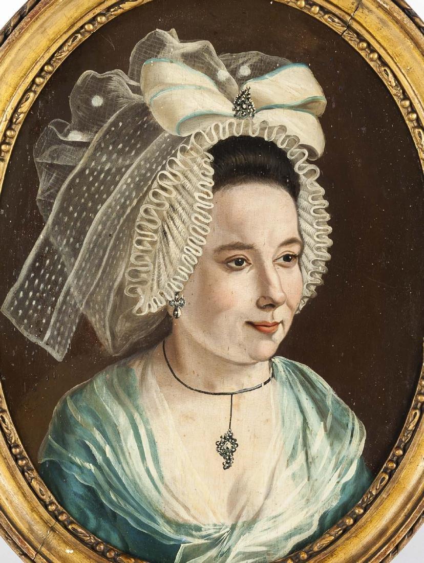 Continental School Portrait (19th Century)