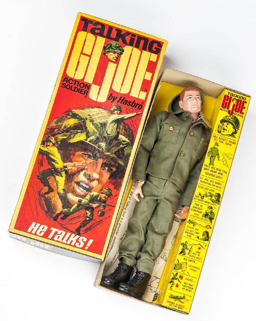 1967 GI Joe Talking Action Soldier in OB