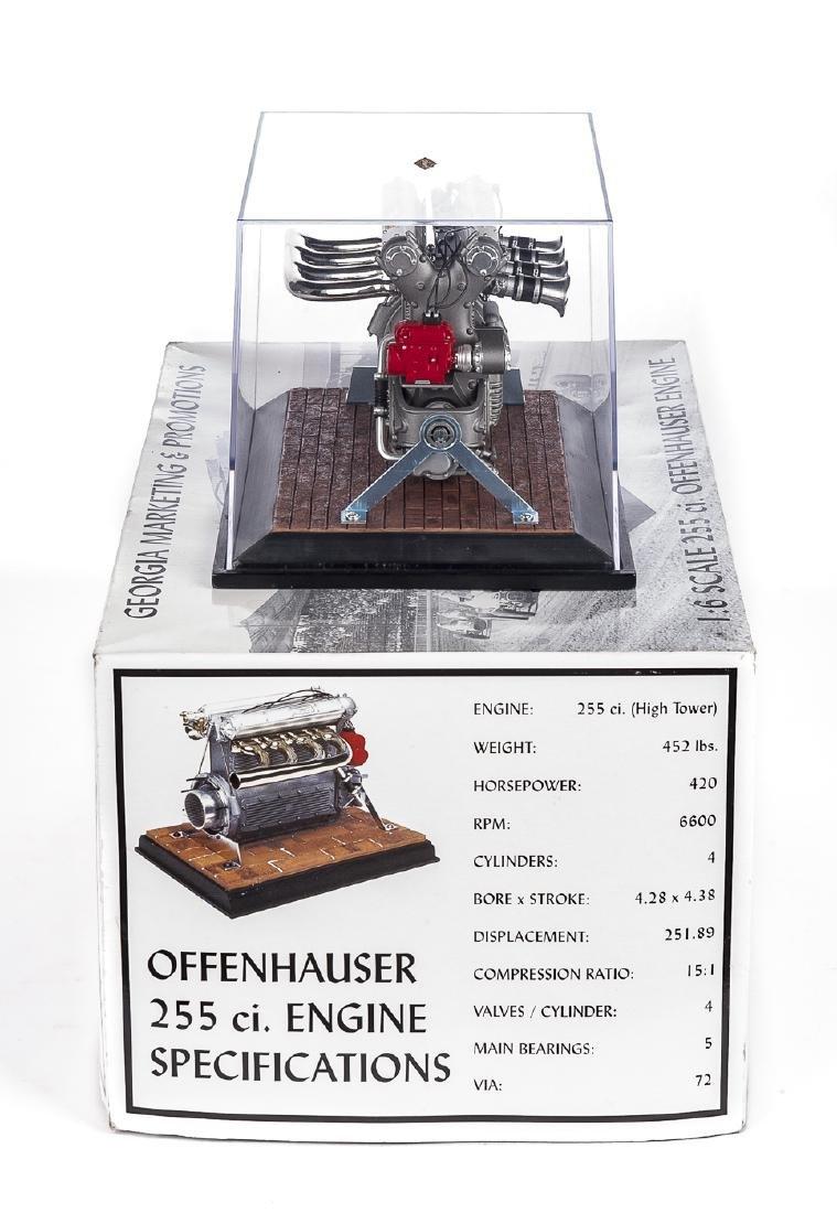 GMP 255 C.I. Offenhauser Engine Model with OB