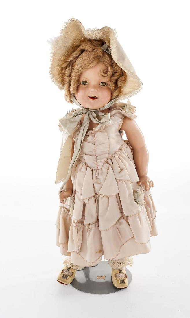 Ideal Shirley Temple Doll in Little Colonel Dress