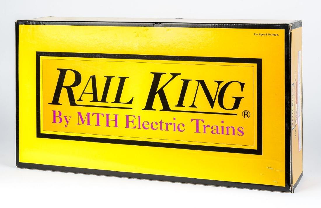MTH RailKing 2-8-8-2 Y6b Steam Engine in OB