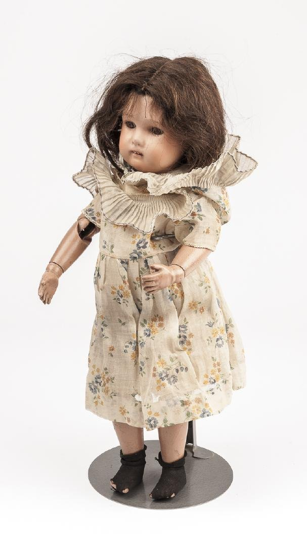 Schoenhut Wood Sleepy Eye Doll