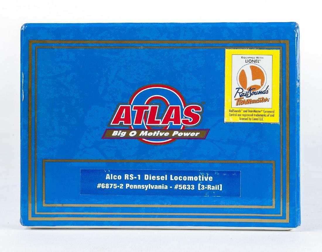 Atlas O Gauge Alco RS-1 Diesel in OB