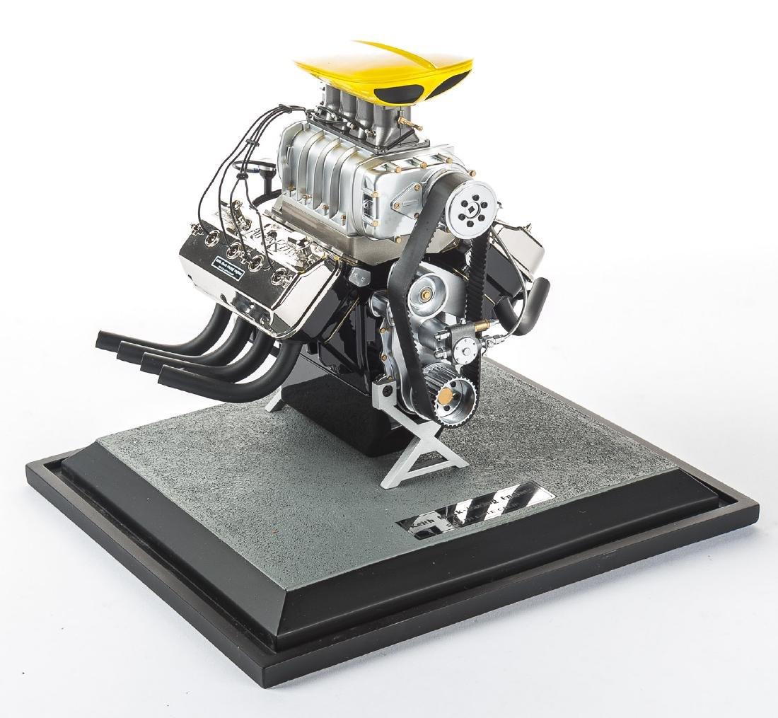 GMP Keith Black 392 Race Hemi Engine Model