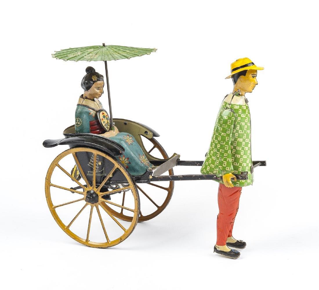 Lehmann Masuyama Rickshaw with Box
