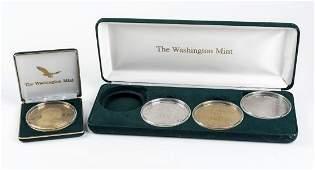 Washington Mint 2000 .999 One Pound Cased Set