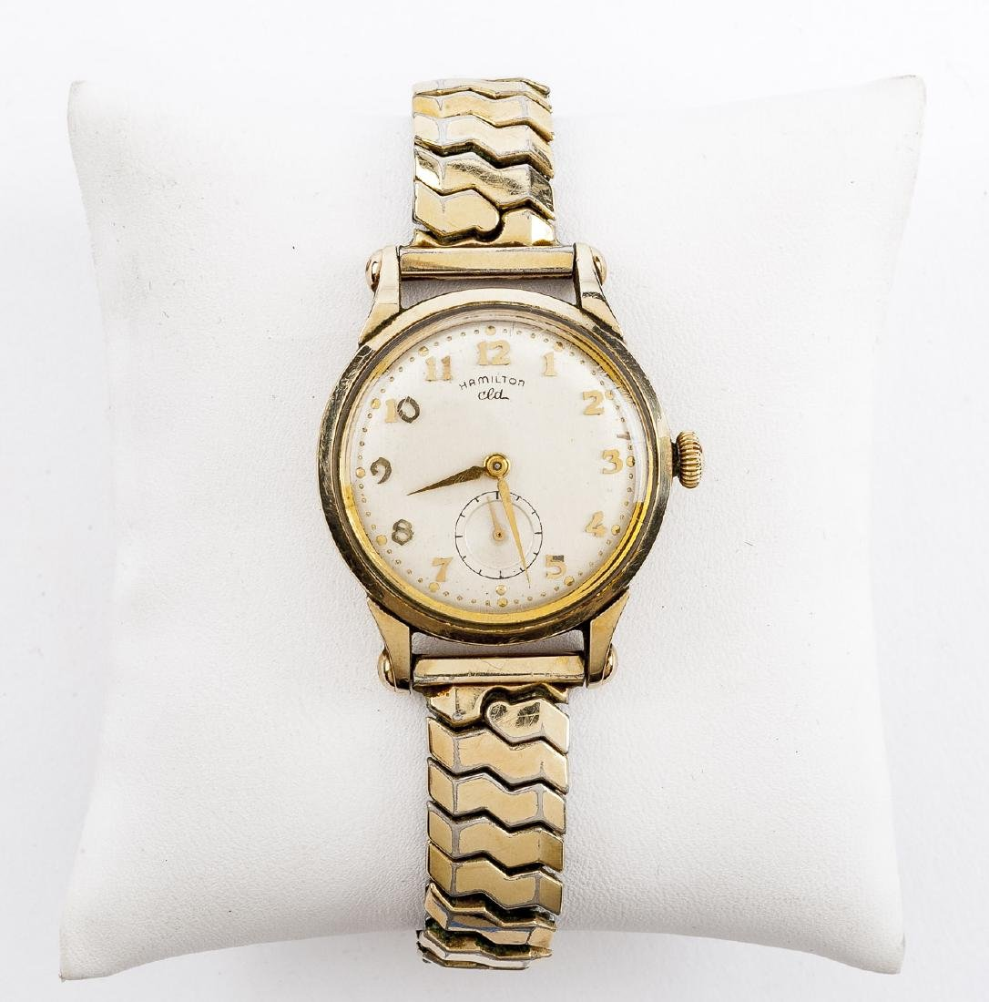 Vintage Hamilton Men's Wristwatch