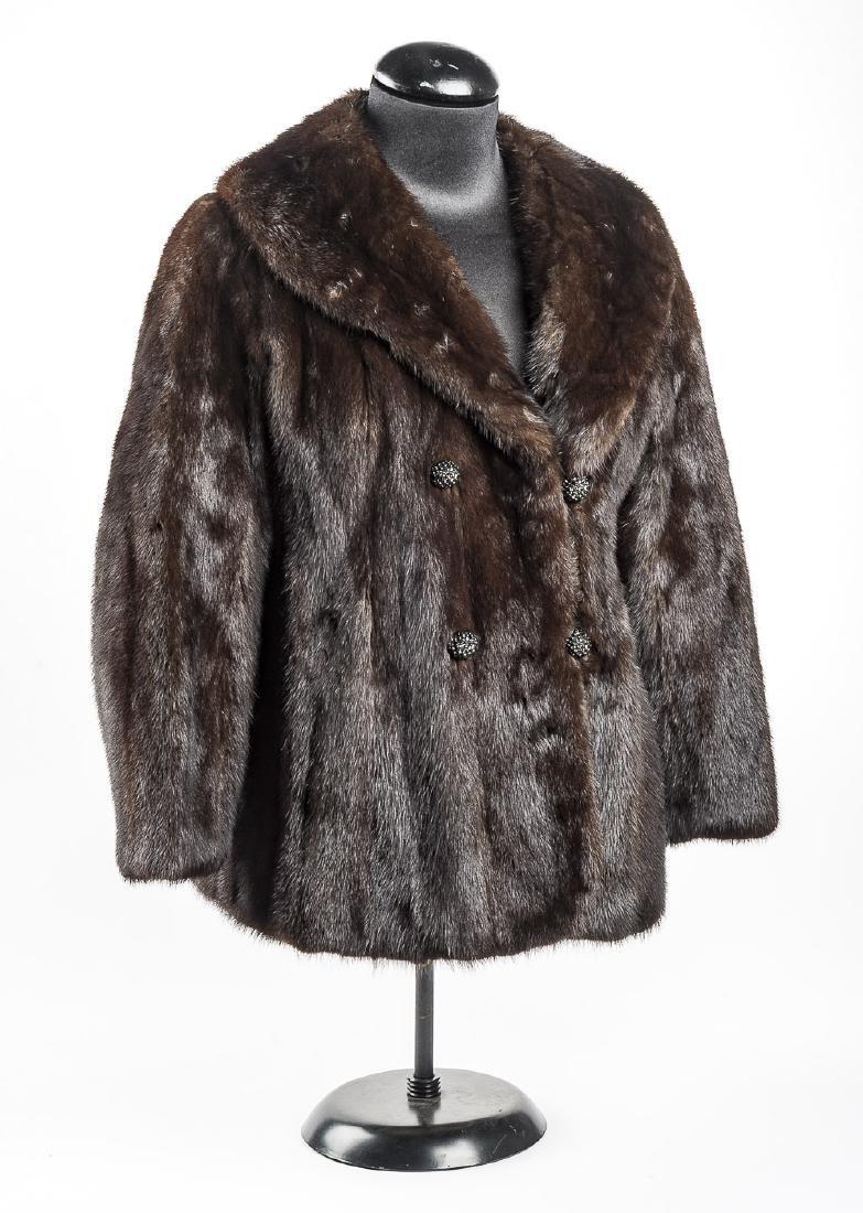 Continental Mink Jacket