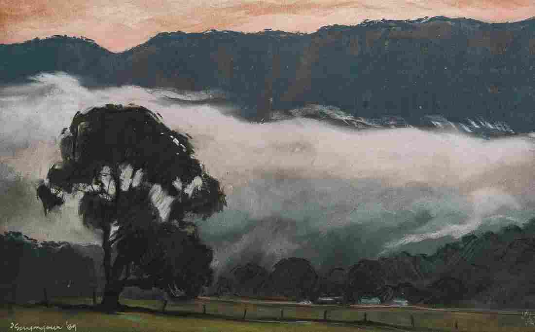 Peter Scrymgour (Australian, 20th Century)
