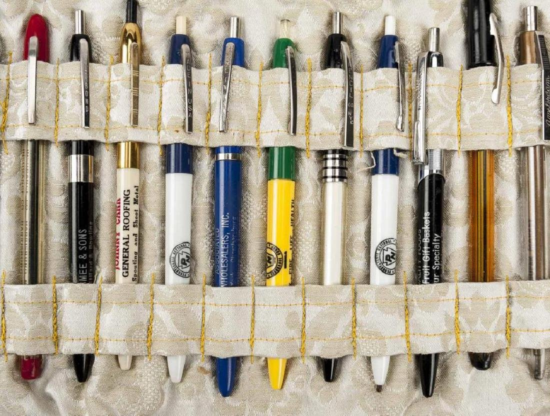 170 Circa 1940s - 1950s Advertising Pens