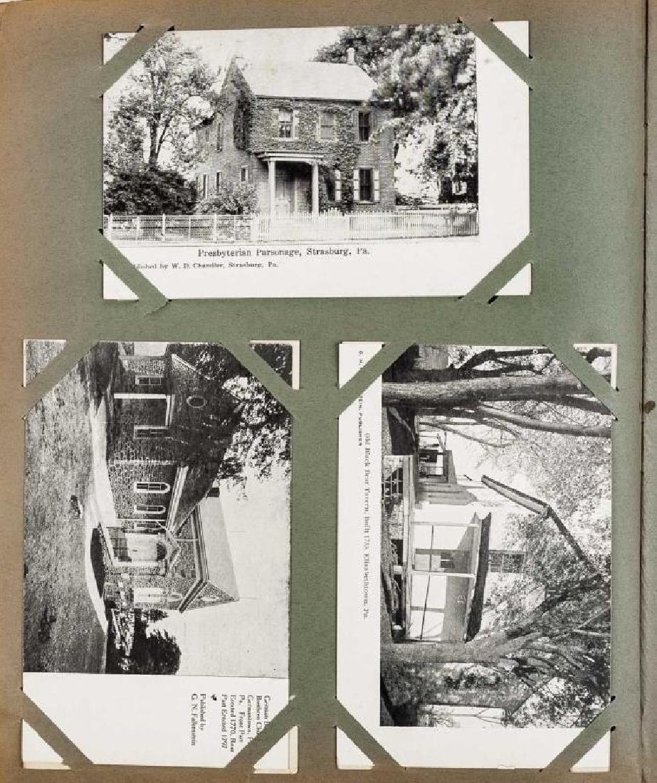 Approx 400 Vintage Postcards in Albums - 10