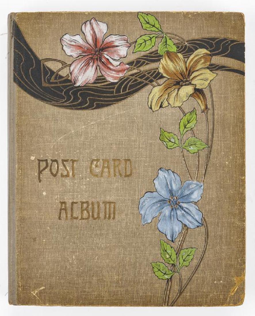 Approx 400 Vintage Postcards in Albums - 3