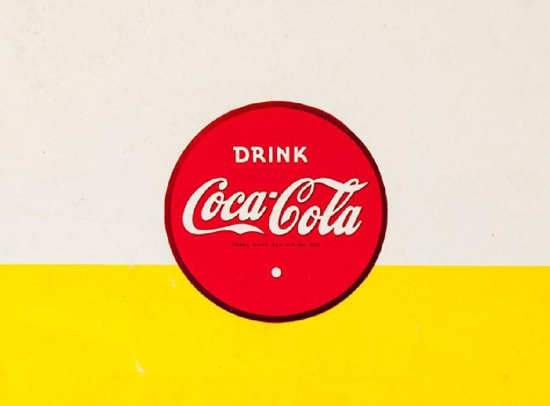 3 Coca Cola Calendar Supplements