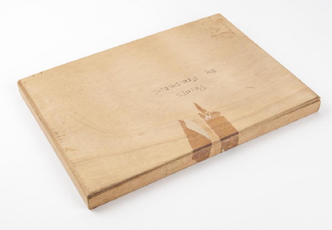 Frederick Benrath Serigraphs & Signed Letter - 2