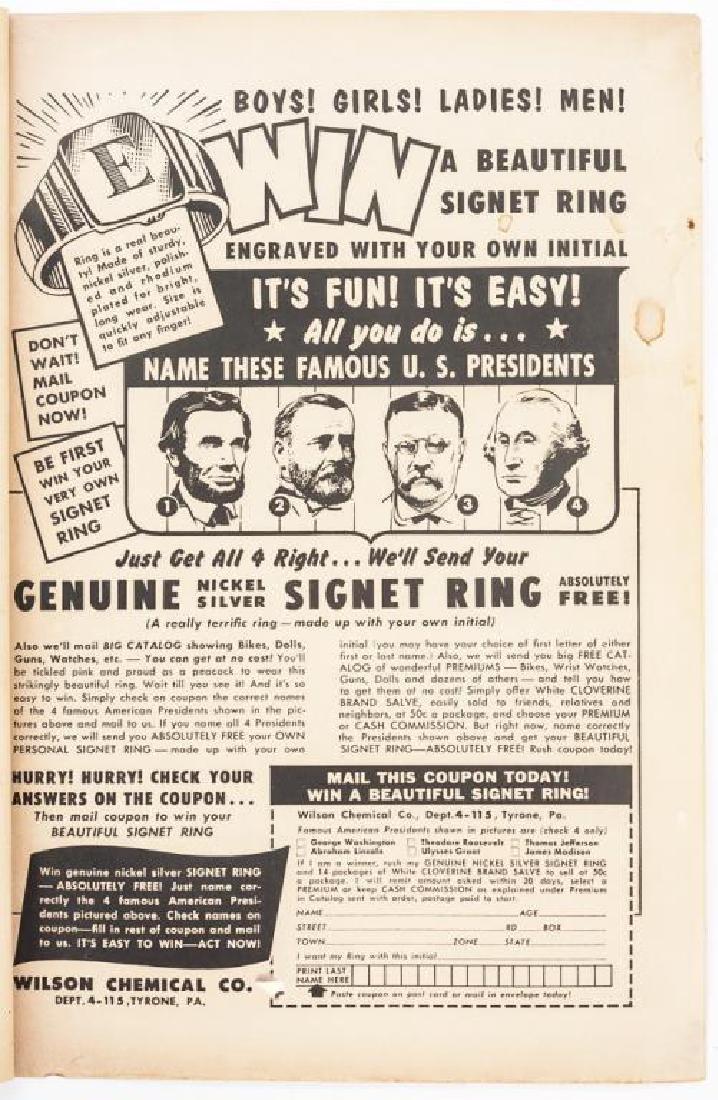 7 Vintage Comics Incl Archie, Action Comics, More - 3