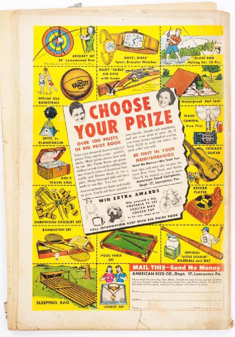 7 Vintage Comics Incl Archie, Action Comics, More - 4