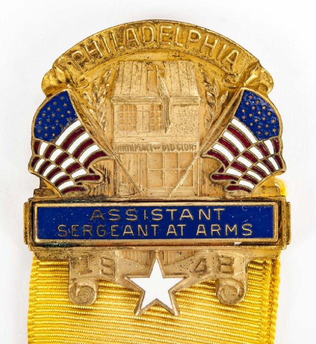1948 Democratic National Convention Medal - 4