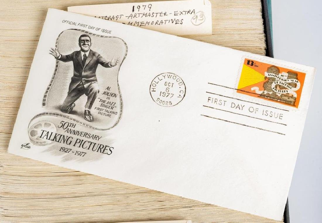 Mega FDC Collection Beginning 1940 - 3