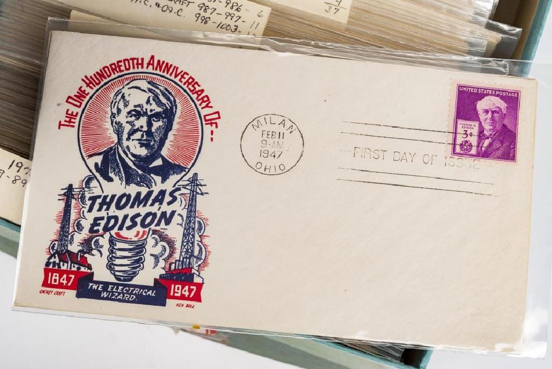 Mega FDC Collection Beginning 1940 - 6
