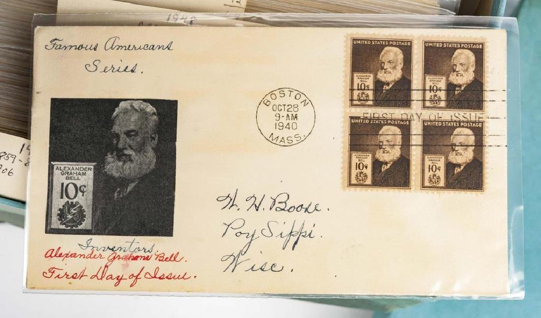 Mega FDC Collection Beginning 1940 - 7