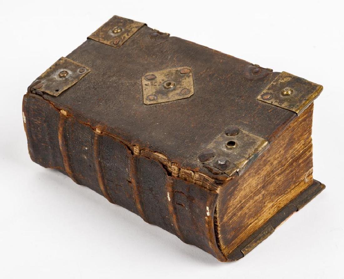 Ausbund Hymnbook Printed in Germantown, PA