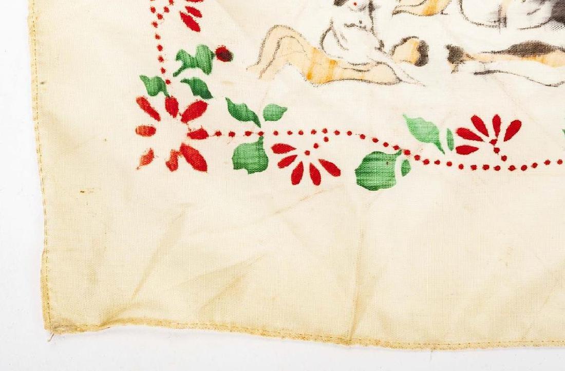 15 Vintage Nude Photographs & 1 Handkerchief - 5