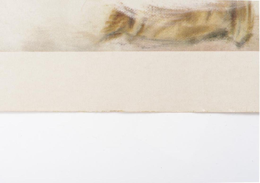 Fritz Willis (California, 1907-1979) Le Gant Blanc - 5
