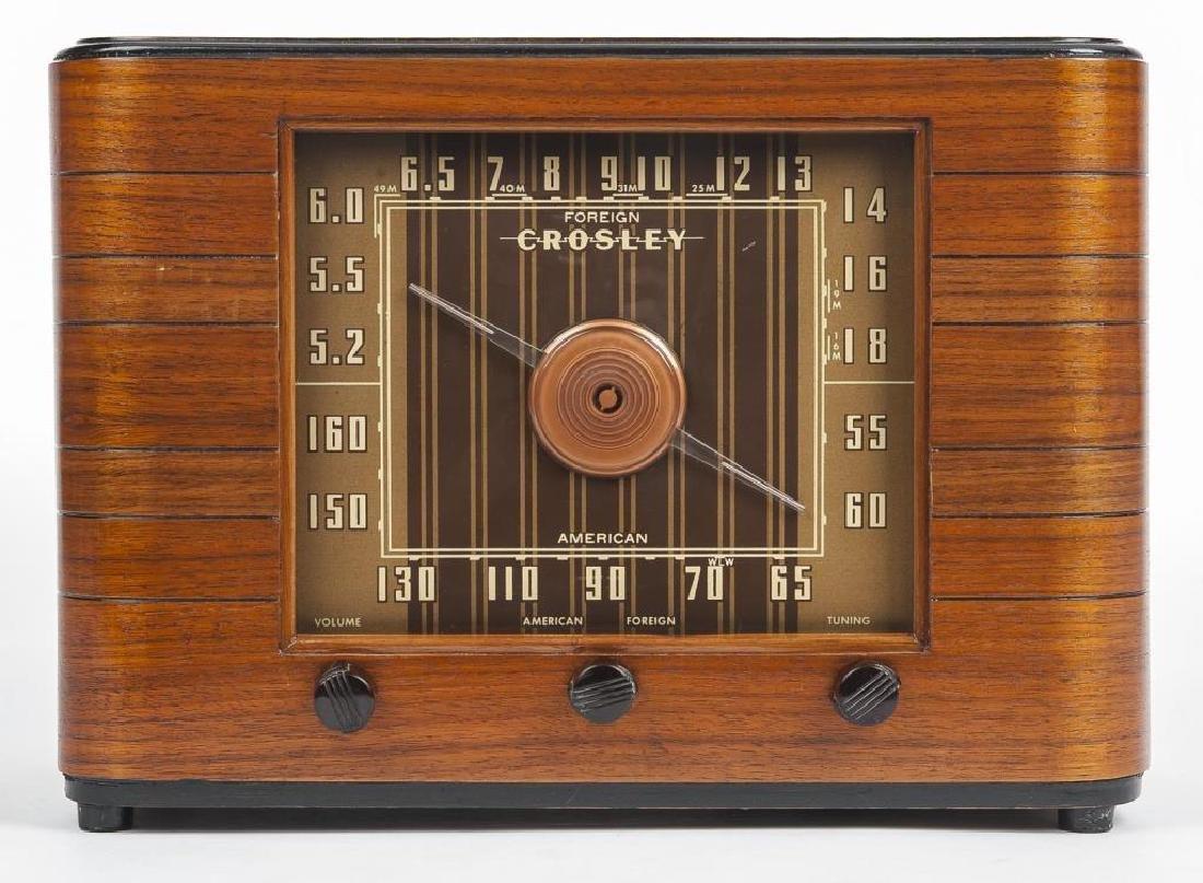 Vintage Crosley Radio