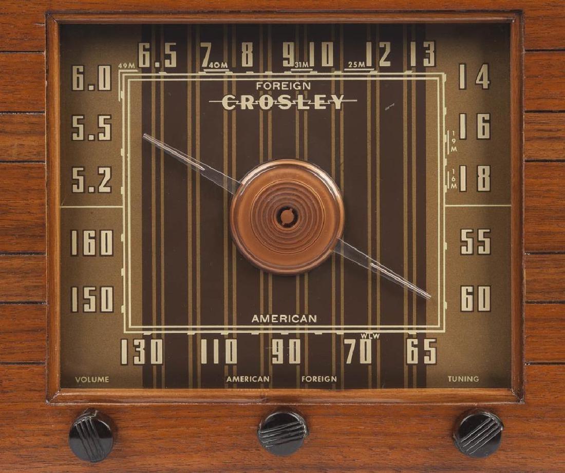 Vintage Crosley Radio - 5