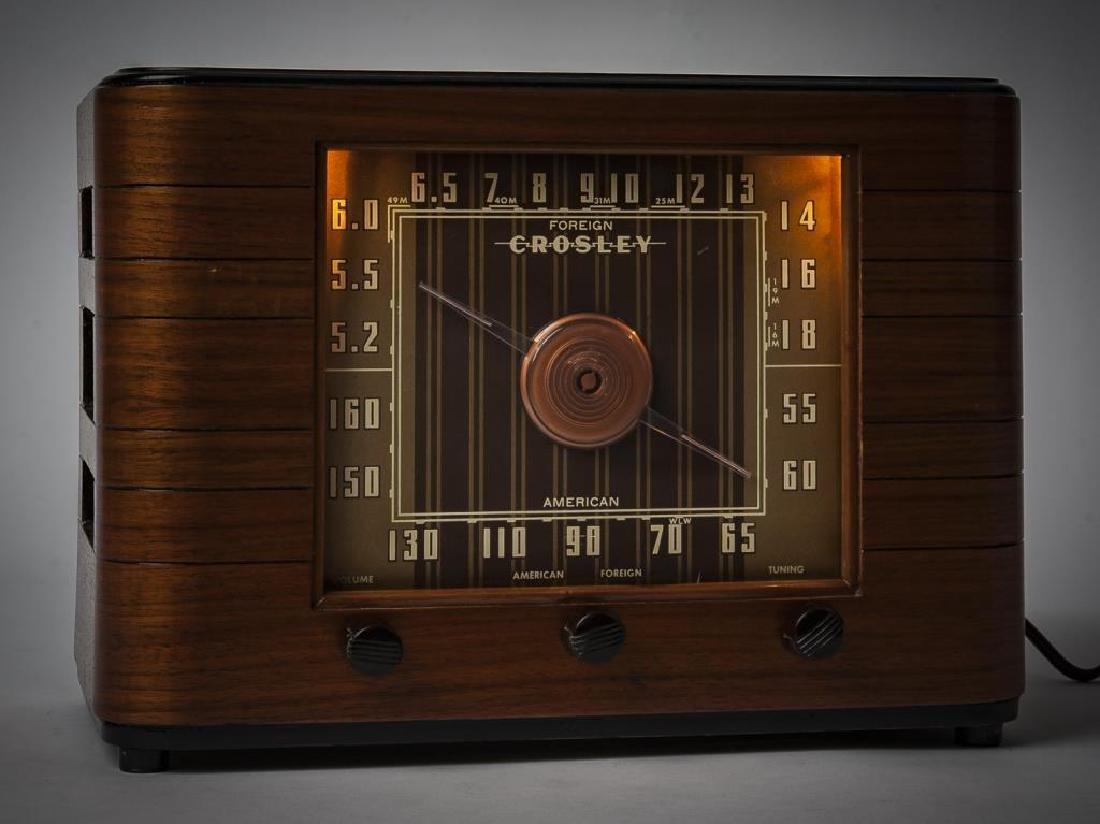 Vintage Crosley Radio - 6