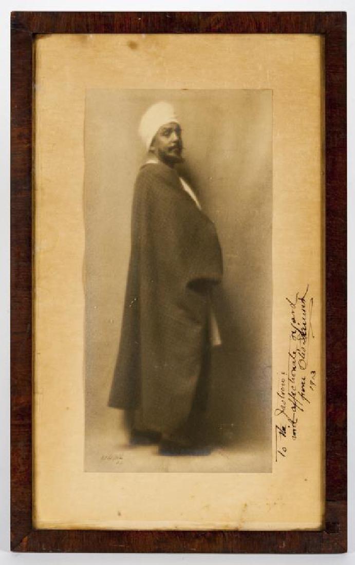 1913 Arnold Genthe Photograph of Otis Skinner - 2