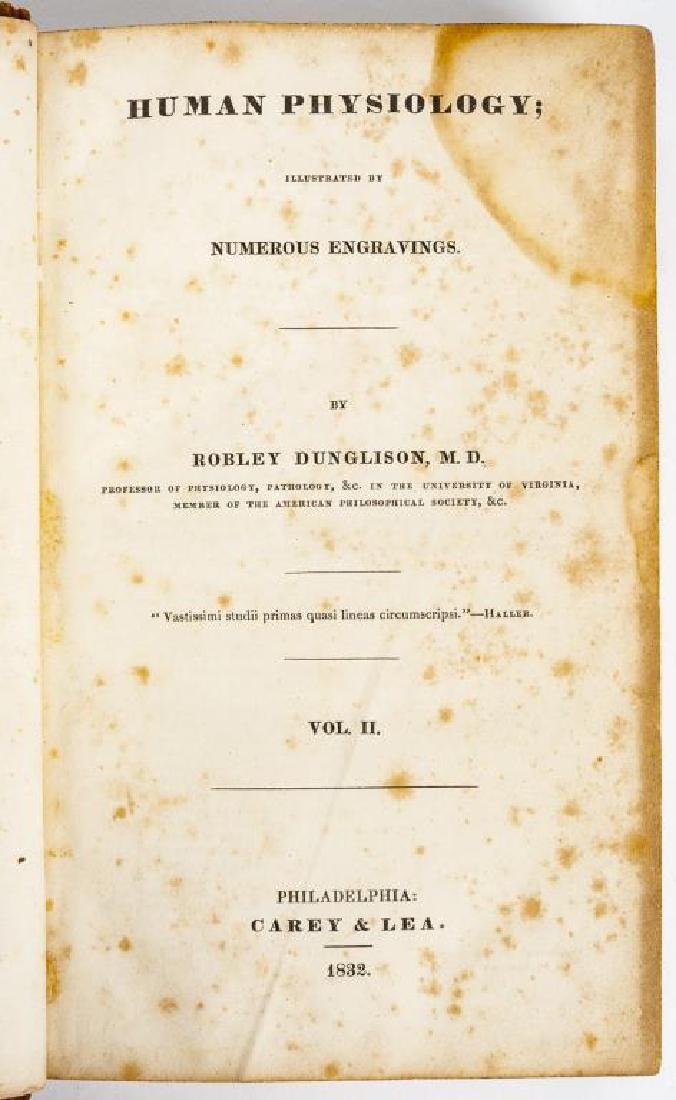 4 19th C. Medical Books incl. Yarnall Surgical - 5