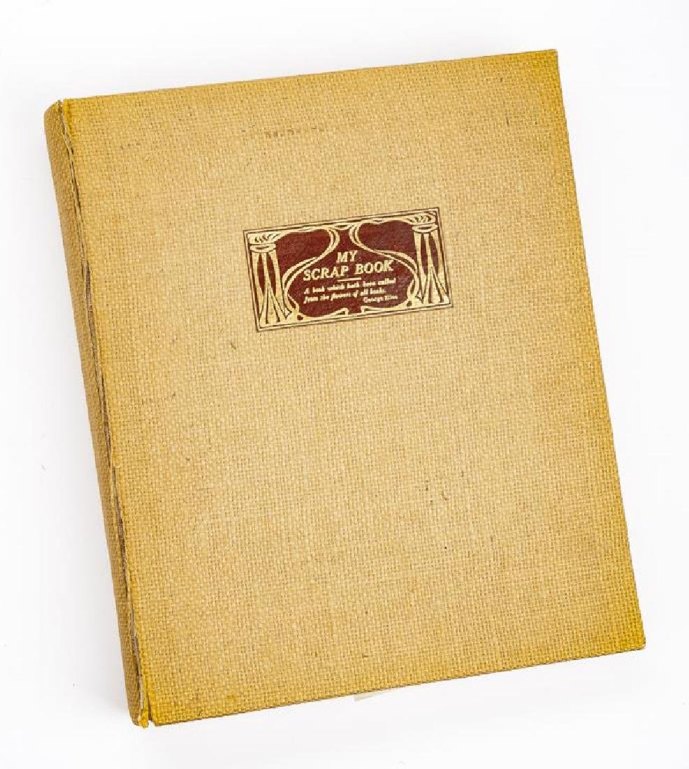 Vintage American Road Trip Scrapbook Ca 1938 - 2
