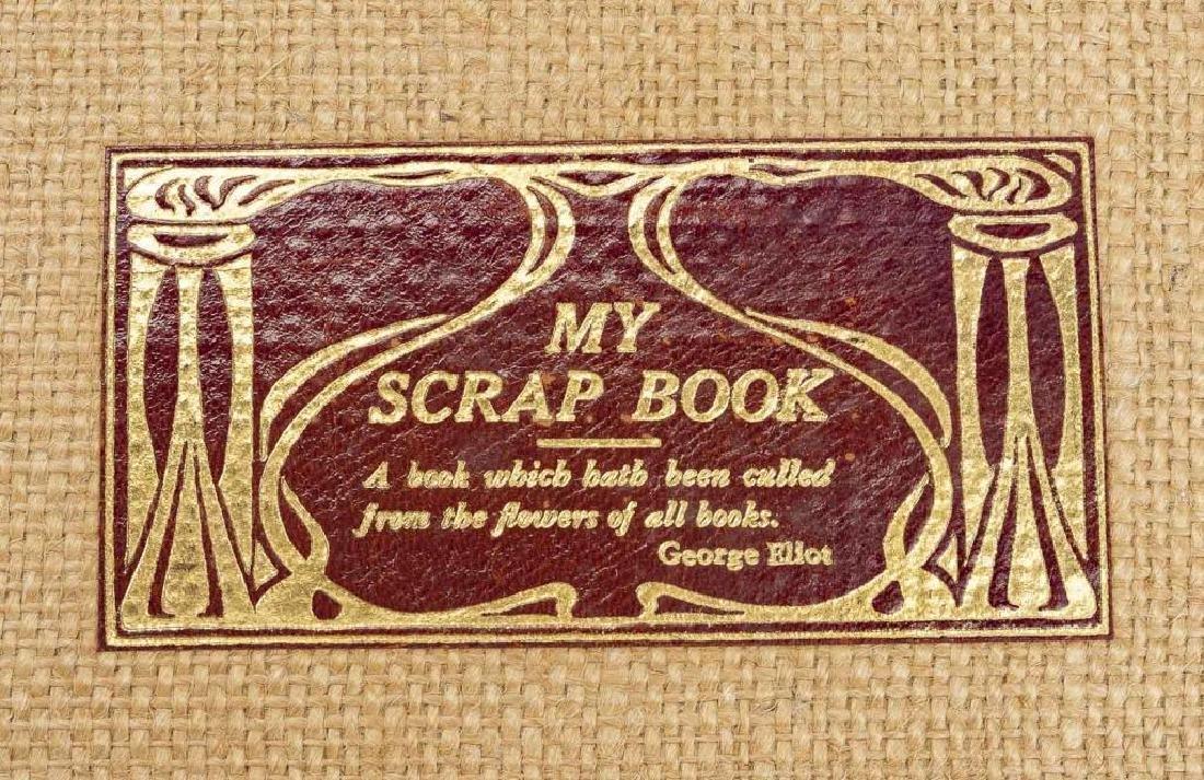 Vintage American Road Trip Scrapbook Ca 1938 - 3