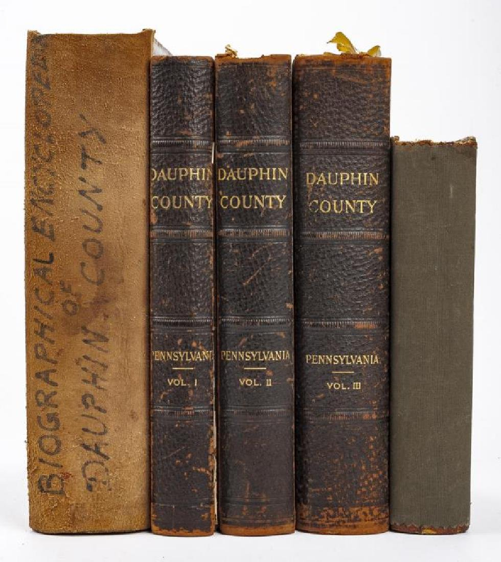 History of Dauphin Co. & Biographical Encyclopedia