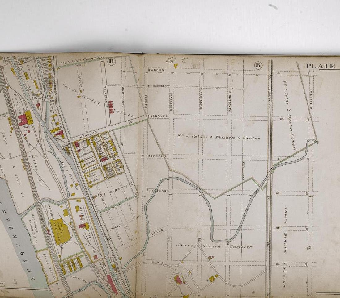 1901 Atlas of Harrisburg, PA - 5