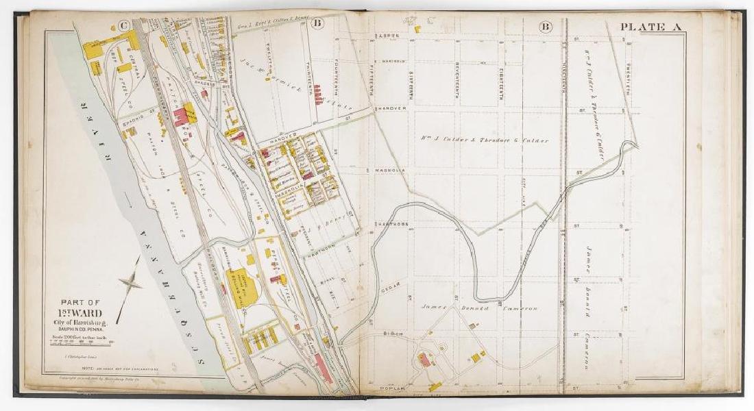 1901 Atlas of Harrisburg, PA - 6