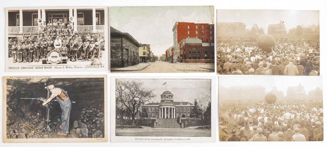 35 Vintage Pennsylvania Postcards - 3