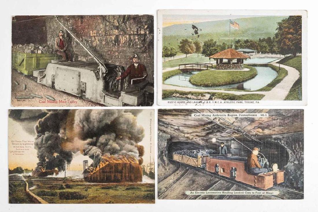 35 Vintage Pennsylvania Postcards - 4