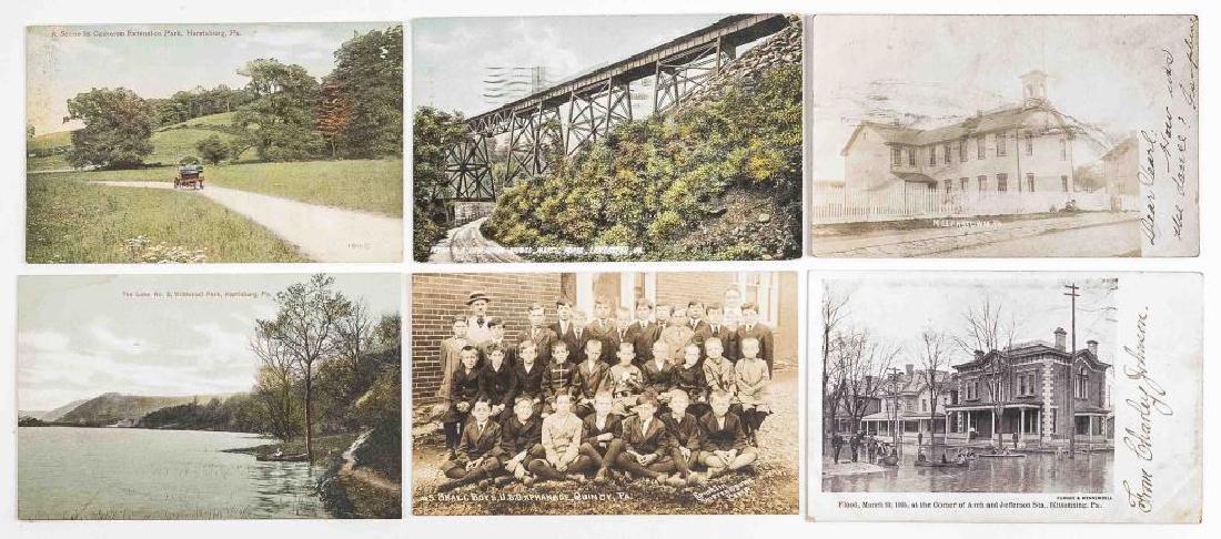 35 Vintage Pennsylvania Postcards - 5
